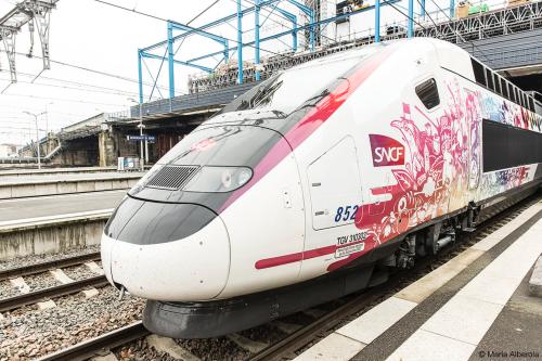 TGV Océane - rame motrice