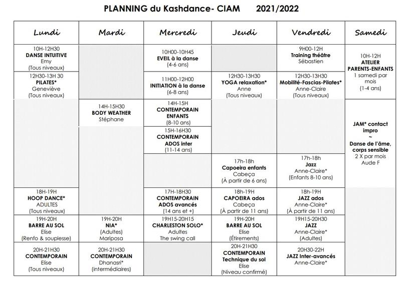 PLANNING 2018-2019 - Association Kashdance-CIAM - Danse 8aaab42edf1