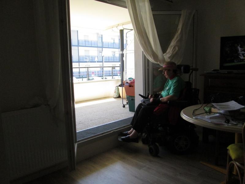 Terrasses Balcons Loggias Inaccessibles Dans Logement Pmr