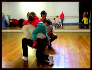 Atelier de danse Parents-Enfants