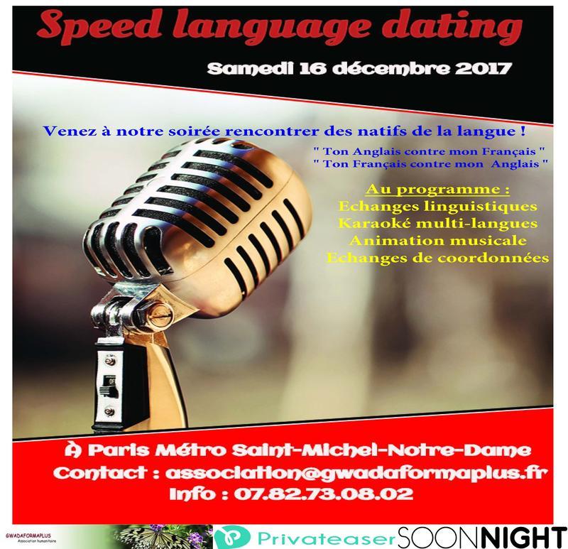 soirées speed dating paris dating an average looking guy