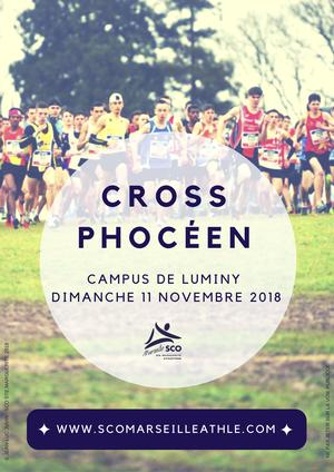 Cross phocéen- sco sainte marguerite- Luminy le 11/11/2018