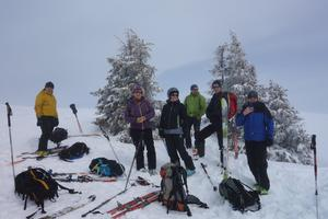 Cycle d'initiation au ski de randonnée 2018 - 2019