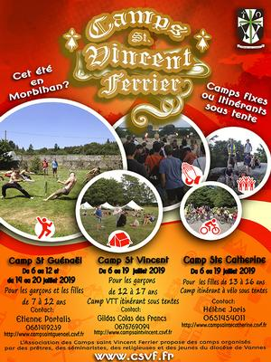 Camp Saint Vincent Ferrier