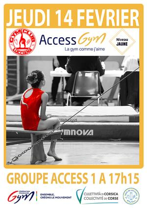 Access Jaune - Groupe 1