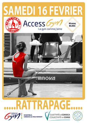 Access Blanc - Rattrapage