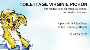 Toilettage Virginie PICHON