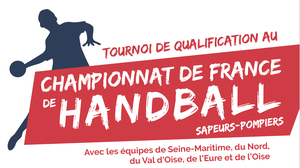 Tournoi de qualification au championnat de France de Handball Sapeurs Pompiers