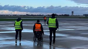 COMMUNIQUE DE PRESSE : #ATB AEROPORT TOULOUSE/BLAGNAC, #Airbus, #CASIL = FAILLES BEANTES DE LA SECURITE = PERSONNES HANDICAPEES A L'AMENDE !