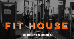 Partenariat avec FIT HOUSE