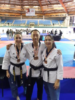 Résultats French Open poomsae