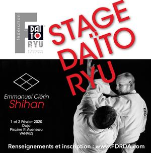 STAGE INTERNATIONAL DE VANVES