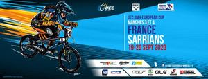 COUPE D'EUROPE BMX 2020 - MANCHES 3/4 SARRIANS FRANCE