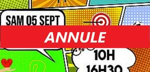 Forum des associations ANNULE - 5 septembre 2020