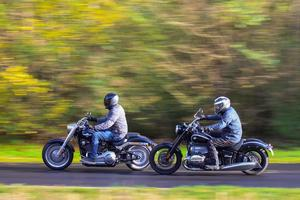 Harley Davidson Fat Boy VS BMW R18