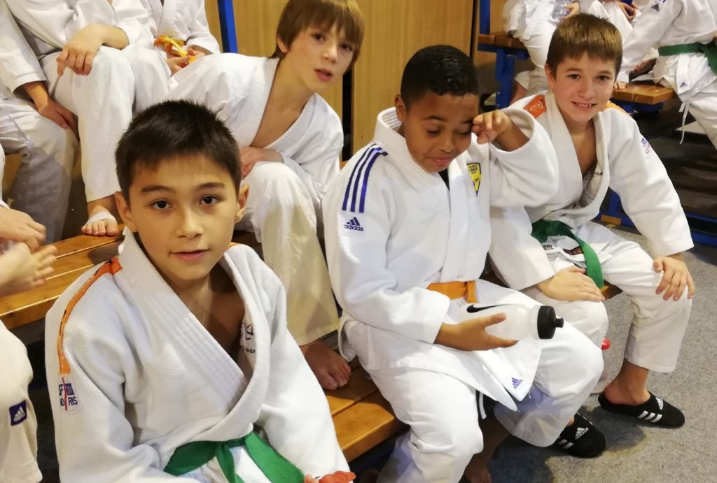 Album photo TOURNOI ANIMATION de PUBLIER de l association Alliance Genevois  Judo 74 - Judo 202c0410914