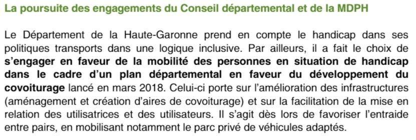 extrait schéma départemental CD 31 transports