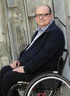 Alain Chapuis la caution handicap de la FFB qui doit tant à son syndicat pro audétriment des droits de tous les handi