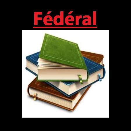 Règlement Fédéral