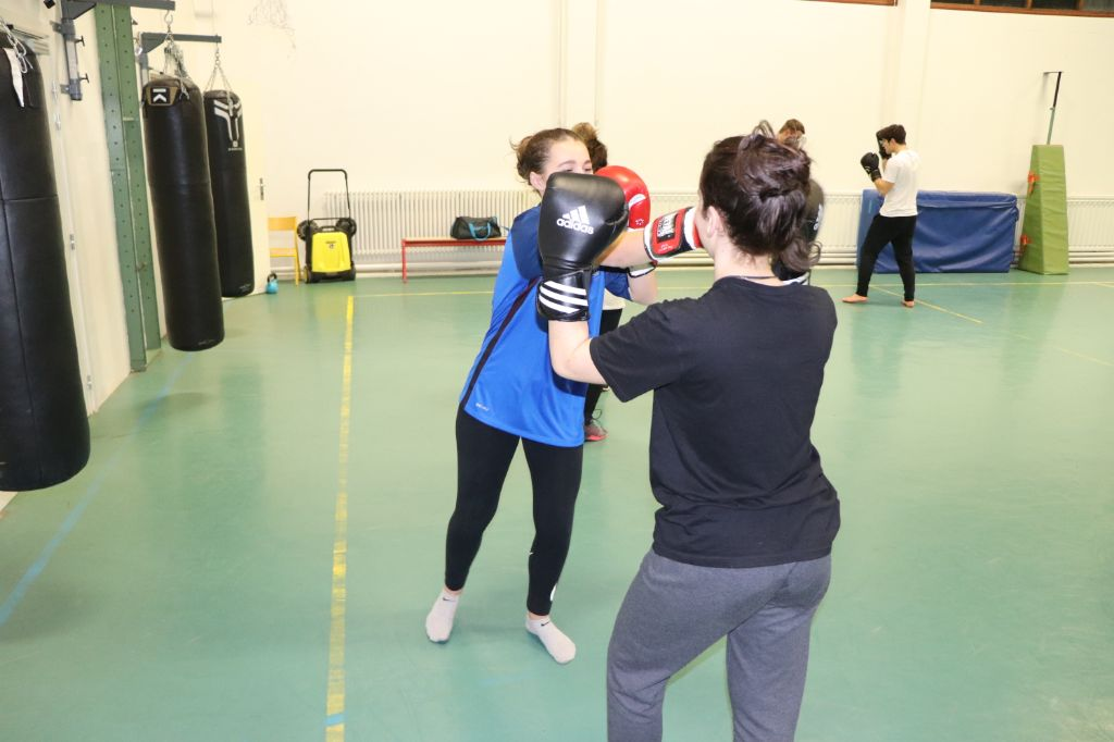 [17/12/18] Cours Muay Thai