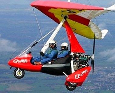 Delta Plane Motorisé (DPM)